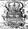 1651 Coat of arms of Munster.png