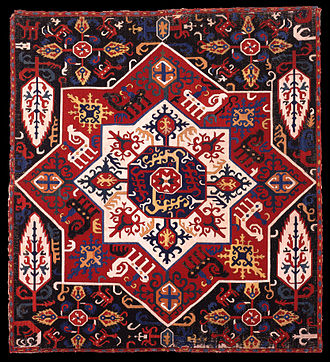 Embroidery - Caucasian embroidery