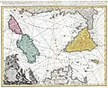 1762 Homann Heirs Map of Sicily, Sardinia, Corsica and Malta (ITALY) - Geographicus - RegniSicilia-homannheirs-1762.jpg