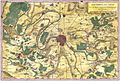 1780 Bonne Map of the Environs of Paris, France - Geographicus - Paris-bonne-1780 (2).jpg