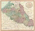 1804 Cary Map of Belgium and Luxembourg - Geographicus - Belgium-cary-1804.jpg