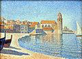 1887 Signac Blick auf Collioure anagoria.JPG