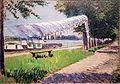 1892 Caillebotte Trocknende Wäsche am Ufer der Seine anagoria.jpg