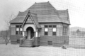 1899 NorthAmherst public library Massachusetts.png