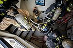 18 CES firefighters conduct tower evacuation drill 160815-F-YW474-222.jpg