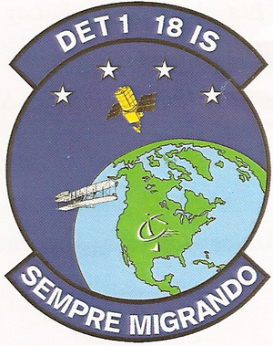18th Intelligence Squadron - Image: 18th Intel Squadron Det 1 WPAFB