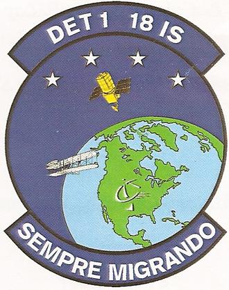 18th Intelligence Squadron - Image: 18th Intel Squadron Det 1 WPAFB