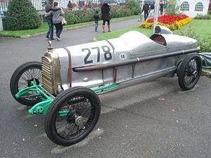 Razor Blade - Image: 1923 Aston Martin Razor Blade team car in Morges 2013 Left front