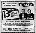 1927 - Rialto Theater Ad - 22 Dec MC - Allentown PA.jpg