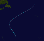 1928 Atlantic tropical storm 5 track.png