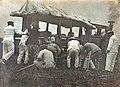 1931 臺灣總督太田政弘所搭輕便火車在高雄脫軌 Governor-General of TAIWAN Ōta Masahiro's light train derailed in Kaohsiung.jpg