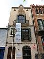 193 Casa Concepció Monset, c. Font Vella (Terrassa).JPG