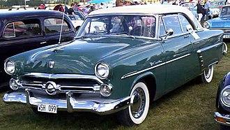 1952 Ford - 1952 Ford Crestline Victoria
