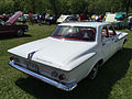 1962 Plymouth Belvedere sedan at 2015 Shenandoah AACA meet 02.jpg
