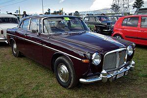 Rover P5 - Rover 3 Litre Coupe (P5 Mark III)