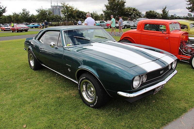 File:1967 Chevrolet Camaro SS 327 (33260685341).jpg