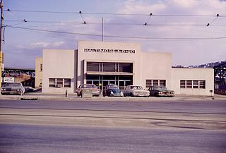 Grant Street Station demolished railroad station in Pittsburgh, Pennsylvania