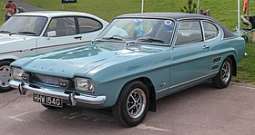 Ford Capri - Wikipedia