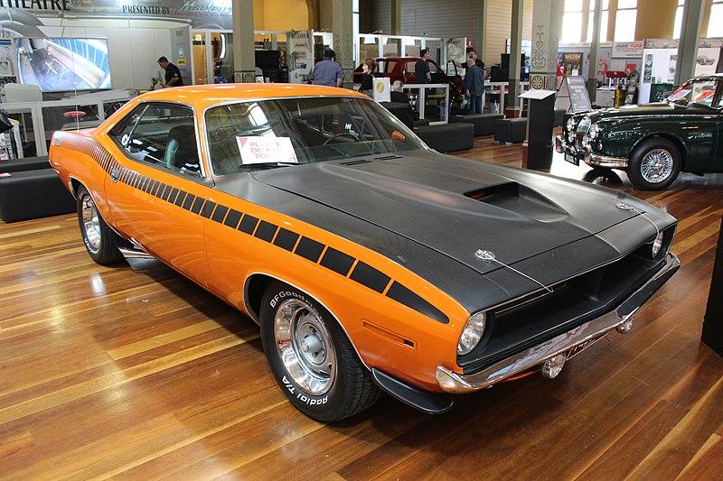 File:1970 Plymouth AAR Cuda 340 (31456408978).jpg