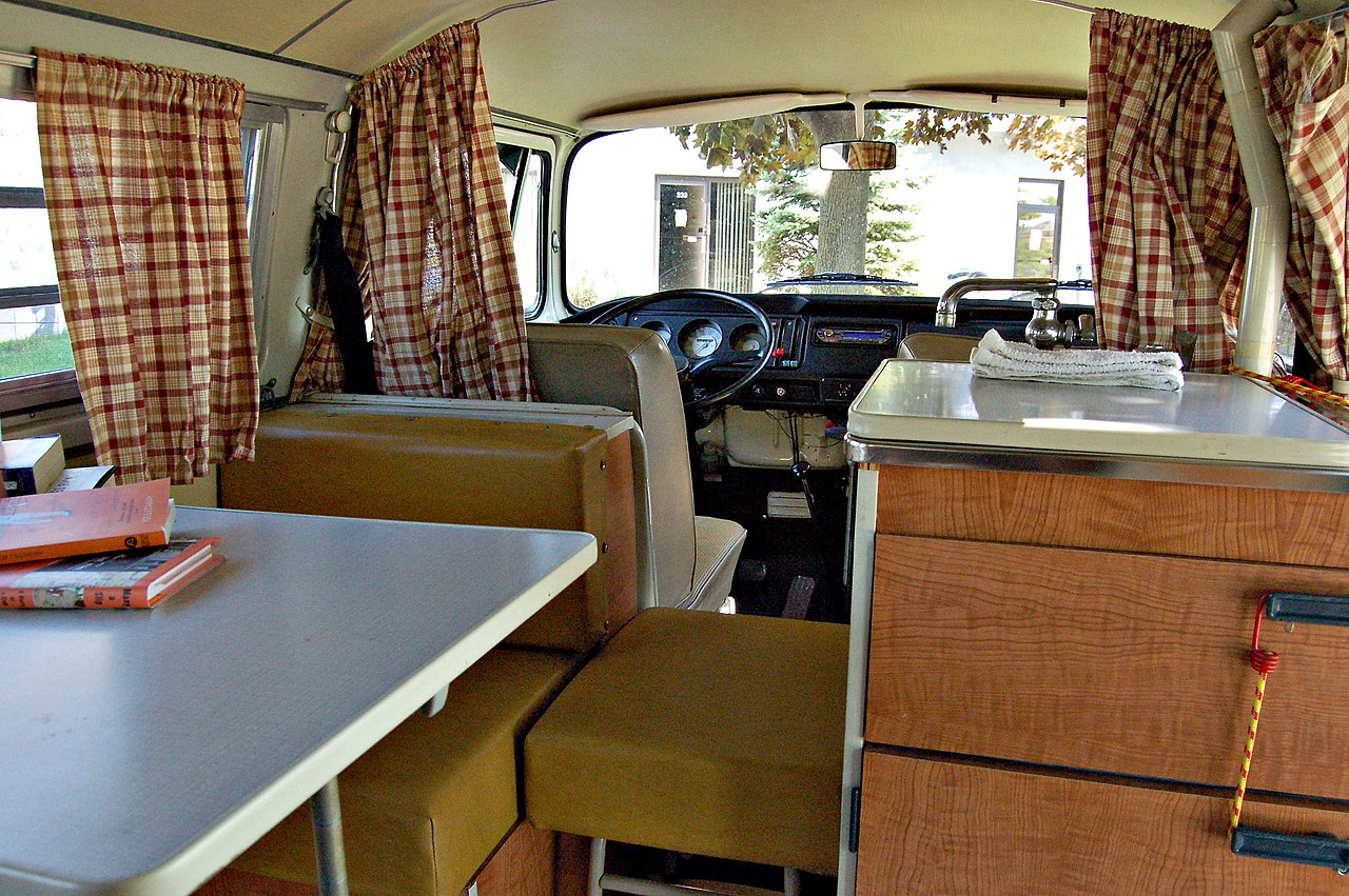 Travel Trailer Bunk Curtains