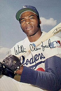Willie Crawford American baseball player (1946-2004)