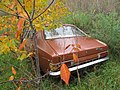 1980ish Chrysler Avenger 1.3 GL (18234839863).jpg