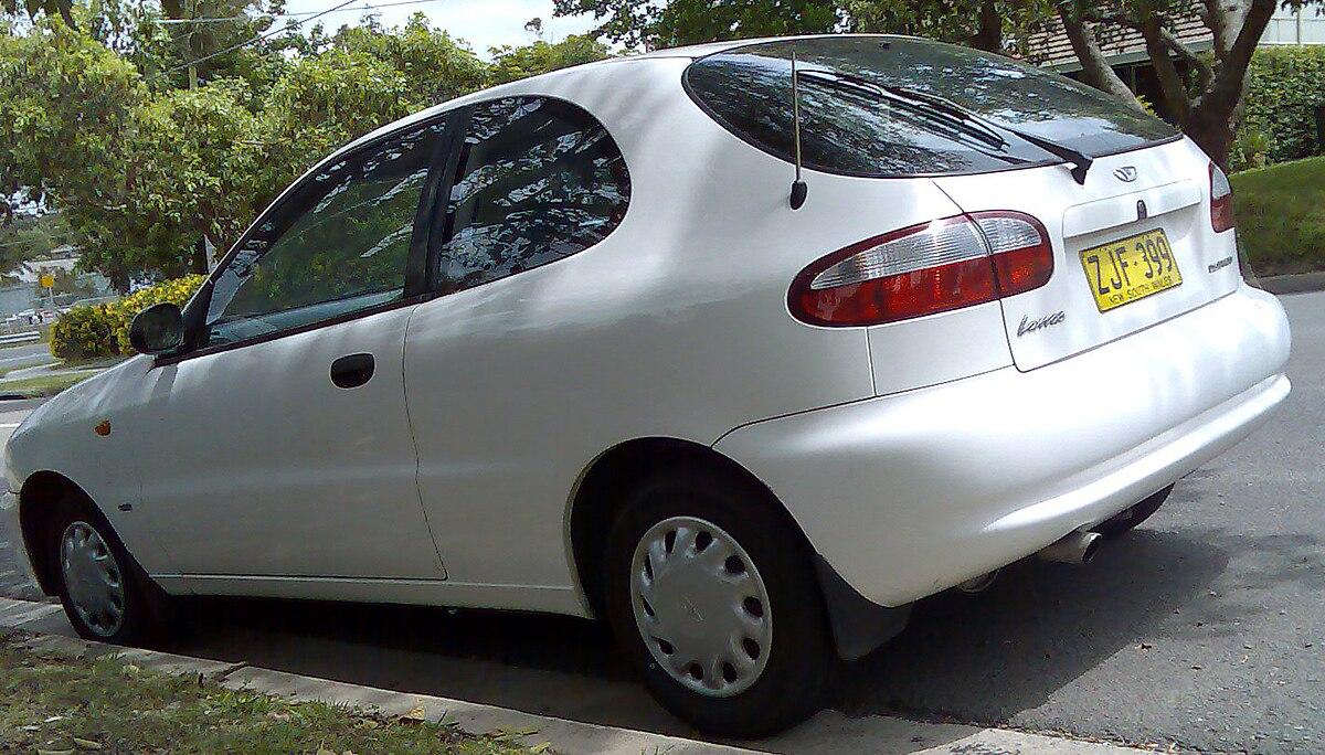 Hyundai Del Rio >> Daewoo Lanos - Wikipedia, la enciclopedia libre