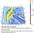 1997 Kamchatka Earthquake Location.jpg