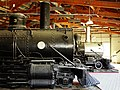 19th-Century Brooks Locomotive - Dawson City - Yukon Territory - Canada - 01.jpg