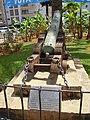 20-05-2011, Ship wreck memorial, Plaza Isidor Macabich, Santa Eulària des Riu.JPG