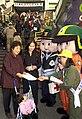 2000년대 초반 서울소방 소방공무원(소방관) 활동 사진 화동이 캠페인.jpg