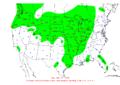 2005-11-13 24-hr Precipitation Map NOAA.png
