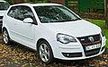2005-2010 Volkswagen Polo (9N3) GTI 3-door hatchback (2011-10-25).jpg
