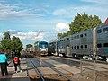 20050527 28 Amtrak, Metra, Riverside, IL (10450041346).jpg