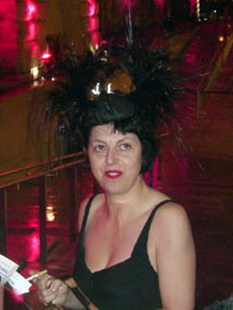 Isabella Blow - Isabella Blow arrives as a guest at the Turner Prize, December 2005.