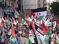 2006 Western Sahara protests in Madrid.jpg