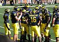 20070922 Michigan huddle.jpg