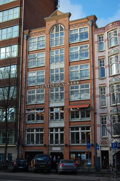 File:2007 12 Scientology building in Amsterdam.jpg