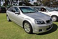 2007 Holden WM Caprice Sedan (26303093575).jpg