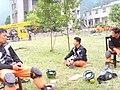 2008년 중앙119구조단 중국 쓰촨성 대지진 국제 출동(四川省 大地震, 사천성 대지진) SSL27315.JPG