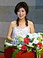 2008TaipeiCycle TWTCNangang GrandOpening Amamda Jing-yu Li.jpg