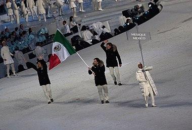 Anexo Abanderados Mexicanos De Los Juegos Olimpicos Wikipedia La
