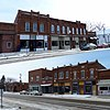 Wykoff Commercial Historic District