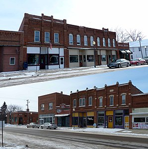Downtown Wykoff