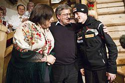 2011 Benefis Małysza-z prezydentem.jpg