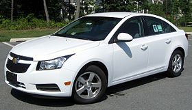 chevrolet cruze & ford focus