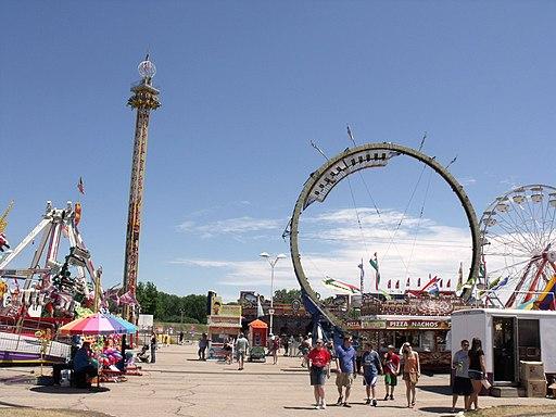 2011 Dane County Fair - panoramio