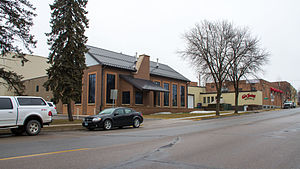 Cold Spring, Minnesota - The Cold Spring Brewery was first built in 1874 and remains a major employer in the town.