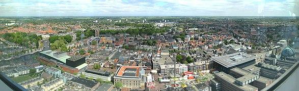 20130608 Uitzicht Achmeatoren Leeuwarden NL (1).jpg