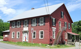 Guilford, Vermont - Guilford Country Store, built in 1817 as Broad Brook House